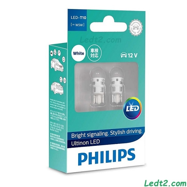 Led T10 Philips Ultinon