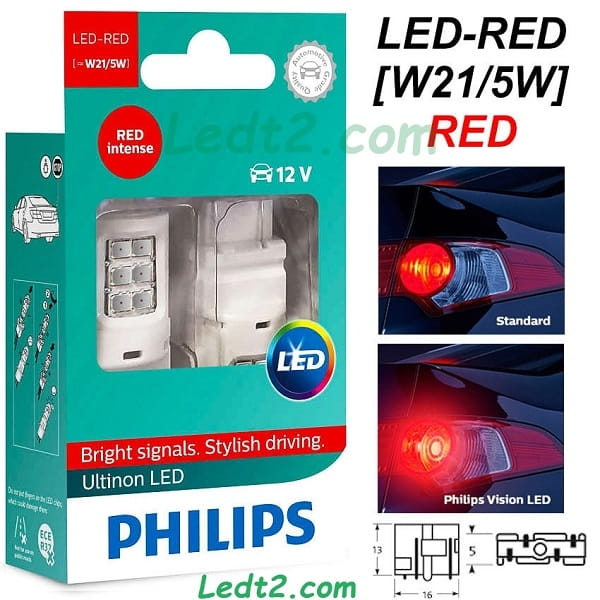 LED Philips T20 Ultinon