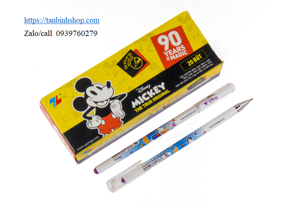 Viết Gel-030/MI, Mickey Mouse (20c/h)