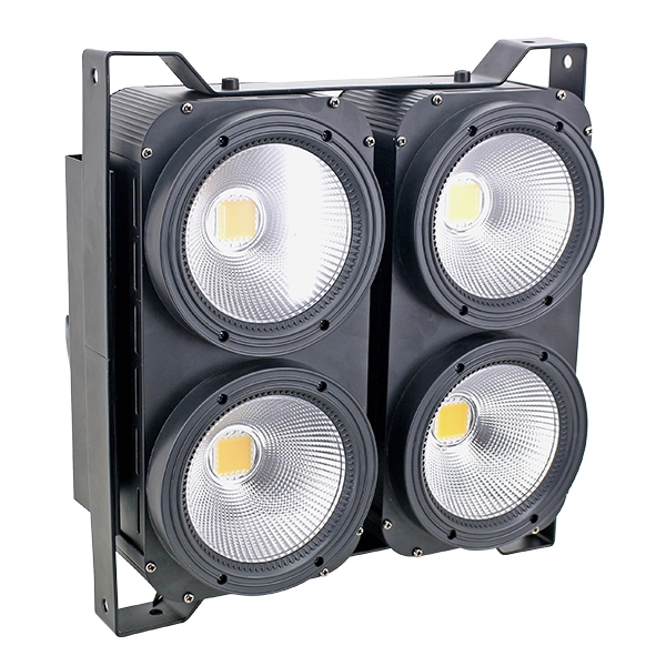 4×100W COB LED Blinder Light