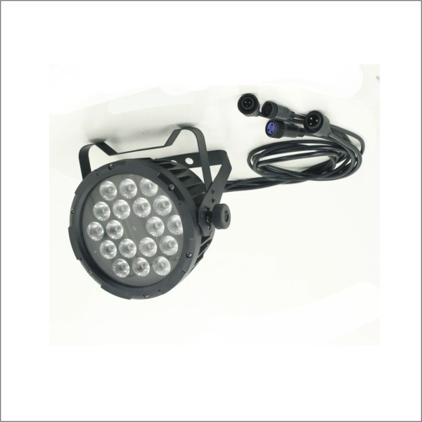 18×10W LED Waterproof PAR Light