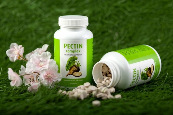 PECTIN COMPLEX - THE BEST WAY TO DETOX YOUR BODY
