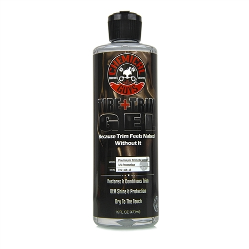 Dưỡng lốp cao cấp Chemical Guys Tire and Trim Gel - 473ml