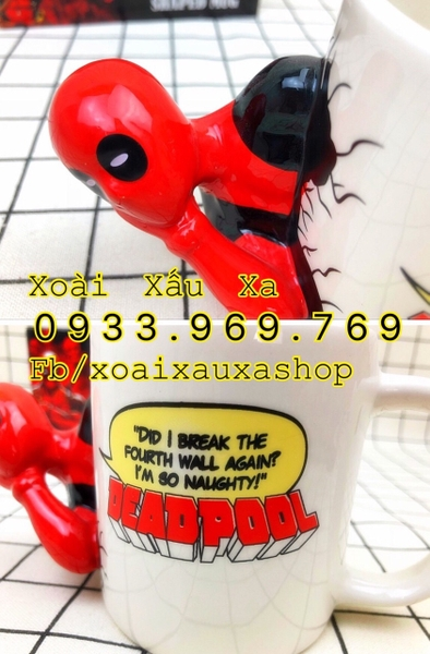 LY SỨ DEAD POOL