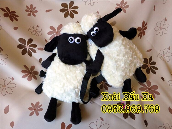 BALO CỪU SHAUN THE SHEEP