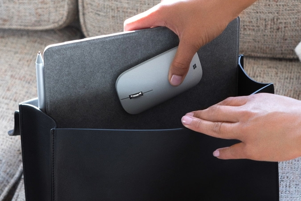 Microsoft Surface Mobile Mouse (chuột Surface Mobile) 99% fullbox ...
