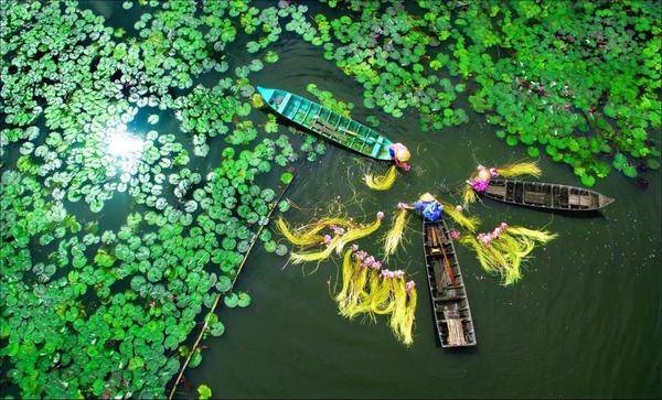 Một trong những vùng miền đẹp nhất Việt Nam