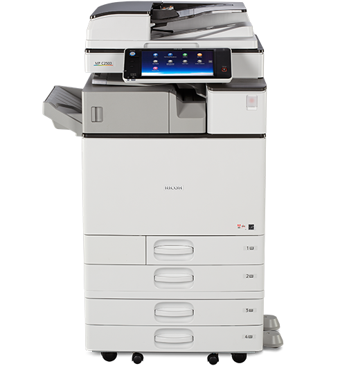 MÁY PHOTOCOPY MP C5502