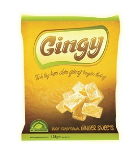 Gingy - Ginger Chewy Candy