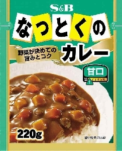 S&B Nattoku curry - Mild Hot
