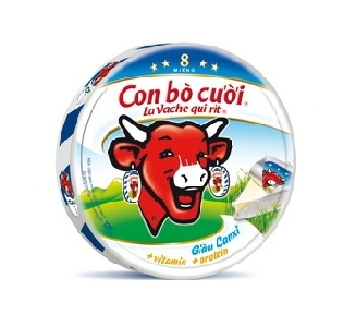 La Vache quirit 8 portions/16 portions