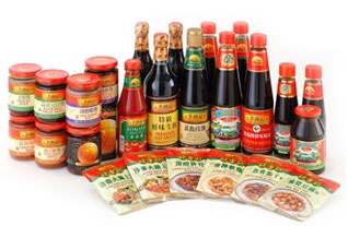 Authentic Chinese sauces - Lee Kum Kee Hong Kong