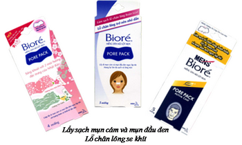Bioré Pore Pack imported from JAPAN