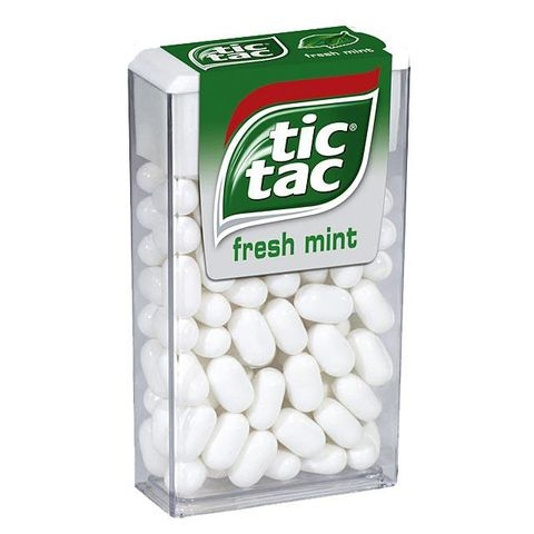 TicTac Fresh Mint