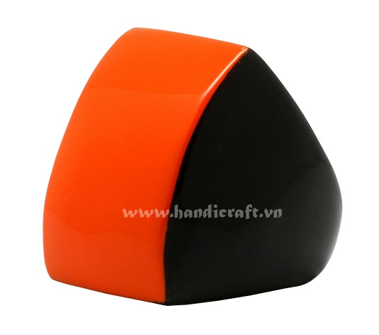 Horn & lacquer ring