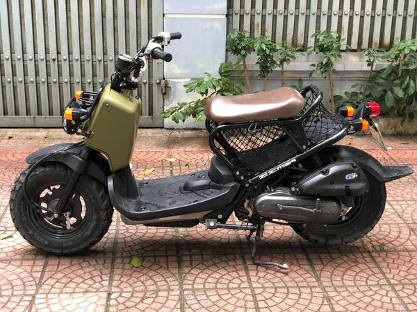Honda Zoomer 50cc   Xe ngầu cho những tay chơi cá tính