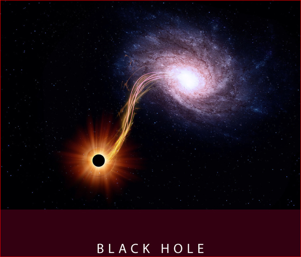 Black hole/20 - Colorverse
