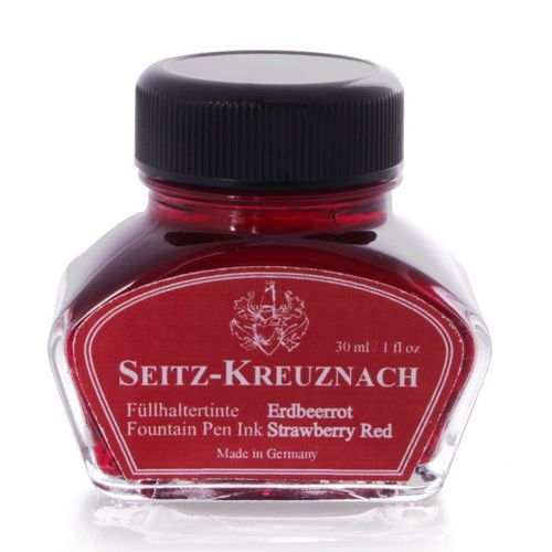 Strawberry Red - Seitz Kreuznach Colors of Nature