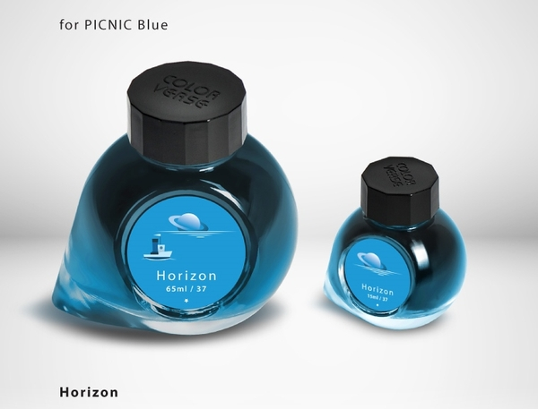 Horizon for Picnic Blue/37 - Colorverse