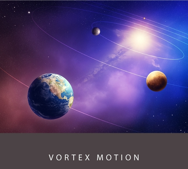 Vortex Motion/17 - Colorverse