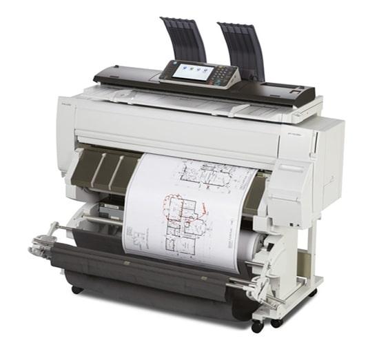 Kết quả hình ảnh cho Máy Photocopy KTS RICOH MP CW2201SP
