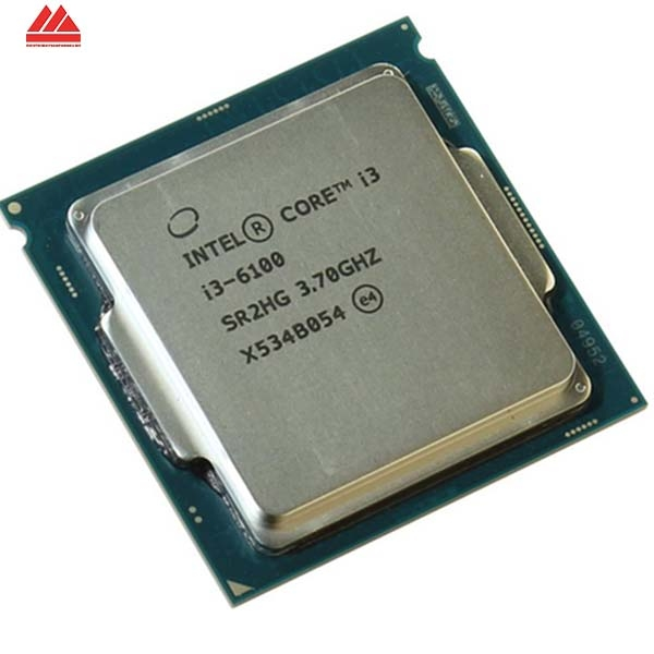 CPU Intel Core i3-6100-  3.7 GHz / 3MB / Socket 1151 (Skylake)