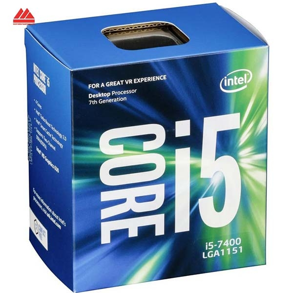 CPU Intel Core i5-7400 3.0 GHz/ 6MB/ HD 600 Series Graphics/ Socket 1151 (Kabylake)