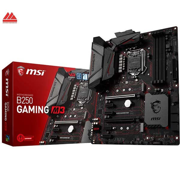 Main MSI B250 GAMING M3