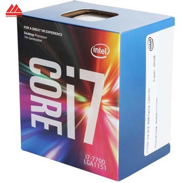CPU Intel Core i7-7700 3.6 GHz/ 8MB/ HD 600 Series Graphics/ Socket 1151 (Kabylake)