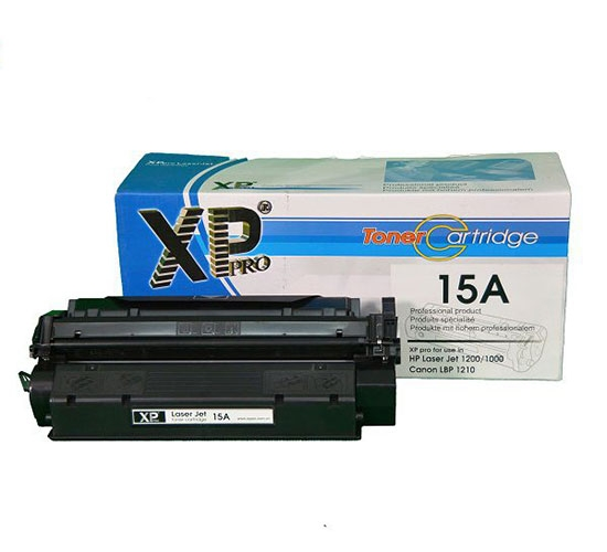 Hộp mực in Xppro 15A dùng cho máy in laser Hp Canon