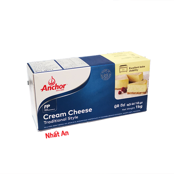 Cream Cheese Anchor ( Có 3 size)
