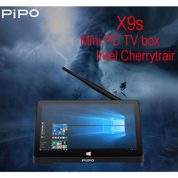 PIPO X9S 32GB DUAL OS WINDOWS 10 & & ANDROID 5.1, CPU 8350