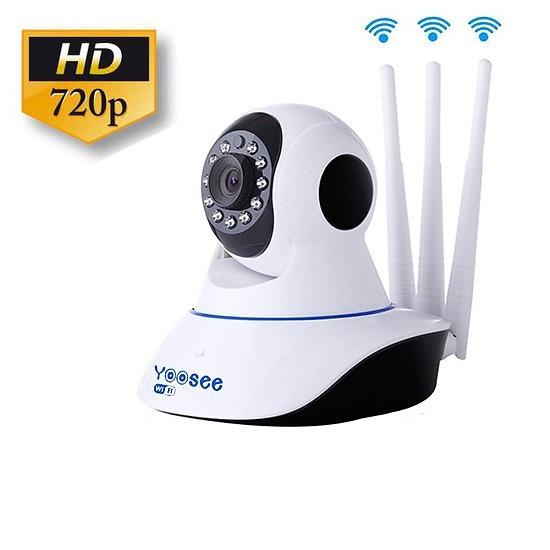 Camera Yoosee HD 720P, 1MPX, 3 anten wifi mạnh mẽ