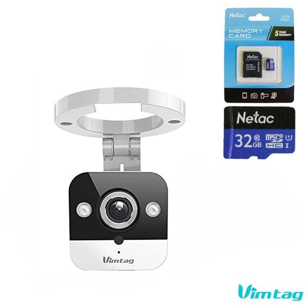 Camera IP Vimtag M1 Mini Cube