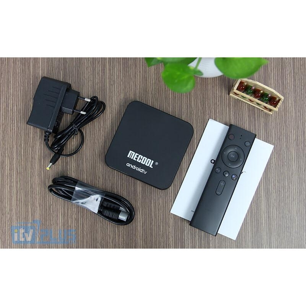 MECOOL KM9 Pro Android TV 9.0 Chip S905X2 4GB/32GB, Có Voice Remote