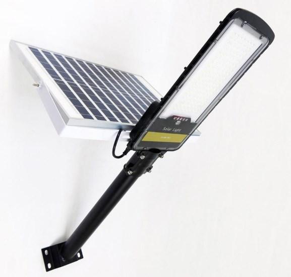 ĐÈN LED NĂNG LƯỢNG MẶT TRỜI SOLAR LIGHT JD-298 (100W)