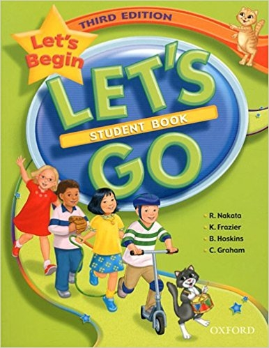 Lets Go Begin ( Third Edition): Student Book