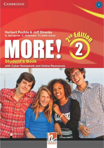 More! Students book 2