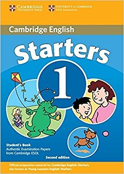 Starters 1:Students Book