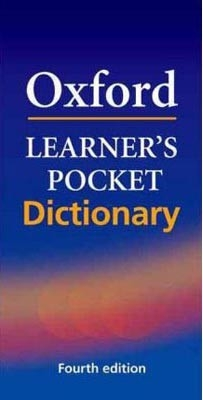 Từ Điển Oxford Learners Pocket Dictionary