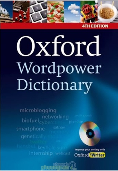 Từ Điển Oxford Students Dictianary +Cd