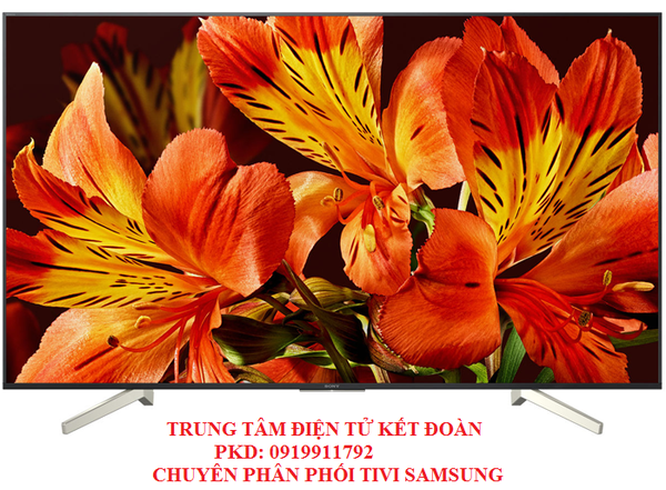 Smart Tivi Sony 65 inch 65X8500F, Android 7.0, 4K HDR, MXR 800