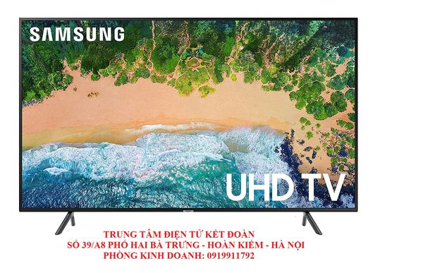 Smart TV Samsung UHD 4K 55 Inch 55NU7100