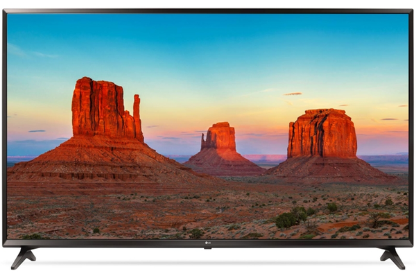 SMART TV LG 4K 65UK6100 55 INCH MODEL 2018