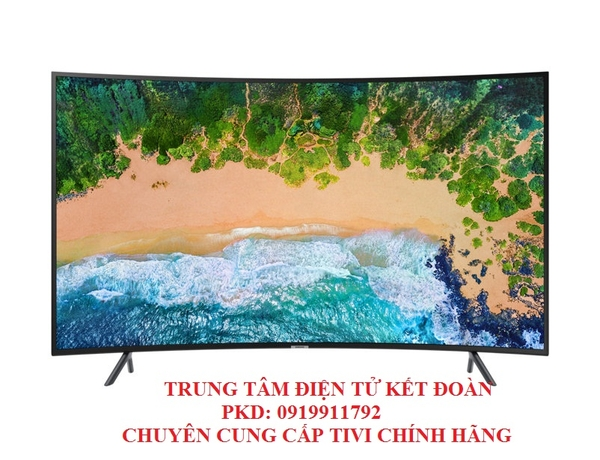 Smart TV Samsung Cong 55NU7300 4K 55 Inch Model 2018