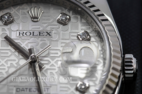 Review đồng hồ Rolex Oyster Perpetual Datejust 116234