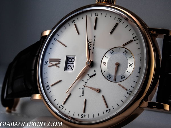 Review đồng hồ IWC Portofino Hand-Wound Eight Days