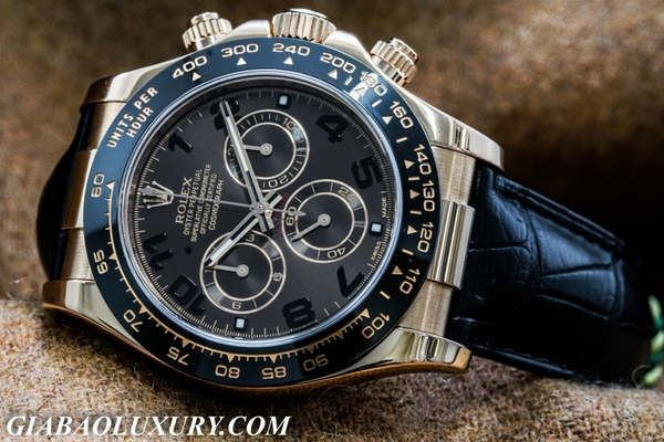 Review đồng hồ Rolex Cosmograph Daytona 116515