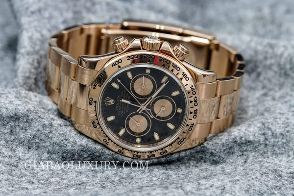 Review đồng hồ Rolex Cosmograph Daytona 116505