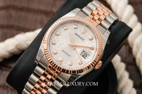 Review đồng hồ Rolex Oyster Perpetual Datejust 116231